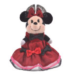 DSJ nuiMOs Plush costume 1st Anniversary Red Dress Set