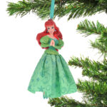 DSJ Christmas Ariel Ornament dress