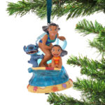 DSJ Christmas Lilo & Stitch Ornament Music