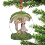 DSJ Christmas Mary Poppins & Bart Ornament legacy