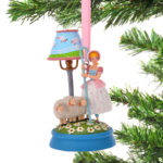 DSJ Christmas Bo Peep & Bo Peep Sheep Ornament Light Up