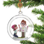 DSJ Christmas Carl Fredriksen & Erie Ornament legacy