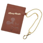 DSJ Basic Art Collection Mickey period case pass case