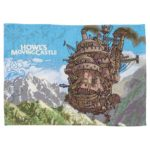 GHI Howl's Moving Castle Place Mat