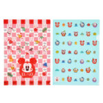 DSJ Eto Disney 2020 Daruma Clear Folder