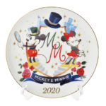 DSJ Mickey Mouse 2020 Year Plate