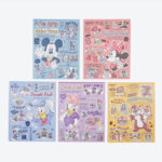 TDR Fun Friends Memo Set