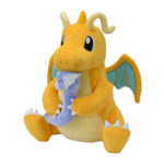 PCO TAIKI-BANSEI Dratini And Dragonite Hugging Plush Doll