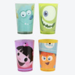 TDR Monsters Inc Tumbler Cup Set