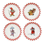 DSJ Year of Mouse Mini Plate Set
