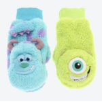 TDR Monsters Inc Mittens Gloves for Adult