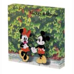 DSJ Mickey and Minnie campus puzzles (Dating)