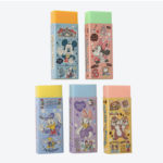TDR Fun Friends Eraser Set