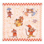 DSJ Year of Mouse Mini Towel