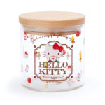SRO Winter Teatime Hello Kitty Glass Canister