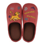 DSJ Lion king Simba slippers With Low Resilience Urethane (L)