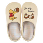 DSJ Pooh Beige slippers With Low Resilience Urethane (M)