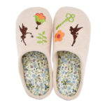 DSJ Tinker Bell Flour slippers With Low Resilience Urethane (L)