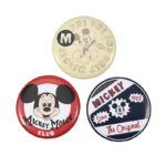 DSJ Tin Badge Collection Mickey Mouse