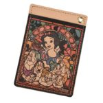 DSJ Stained Glass Collection Snow White And The Seven Dwarfs Pass Case