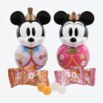 TDR HINA DOLL Mickey and Minnie Candy (plastic case)