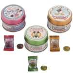 TDR Mickey and Friends Japanese Tea Candy