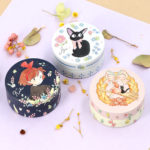GHI STEAMCREAM Kiki's Delivery Service 3pieces set Milky Box