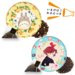 GHI My Neighbor Totoro and Kiki's delivery service Lupicia tea bags set