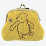 TDR Winnie the Pooh Classic Yellow Coin Case