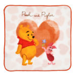 DSJ Valentine 2020 Pooh and Piglet Mini Towel