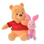 DSJ Valentine 2020 Pooh and Piglet Plush Doll