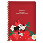 DSJ ICHIGO ZAKKA Minnie Mouse Ring Notebook