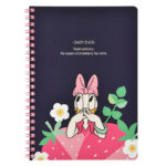 DSJ ICHIGO ZAKKA Daisy Duck Ring Notebook