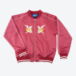 TDR Pinocchio Cleo Embroidered Jumper/Jacket Unisex Red