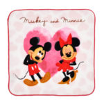 DSJ Valentine 2020 Mickey and Minnie Mini Towel