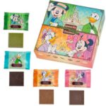 TDR Mickey and Friends Japanese Tea Chocolates