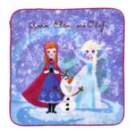 DSJ Valentine 2020 Anna Elsa and Olaf Mini Towel