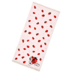 DSJ ICHIGO LIFESTYLE Minnie Mouse Face Towel