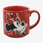 TDR Minnie Mouse Mug Red