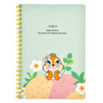 DSJ ICHIGO ZAKKA Clarice Ring Notebook