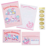 SRO Nostalgic Candy Shop Mini Letter Set