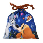 DSJ Holiday Drawstrings Pouch Lady and The Tramp