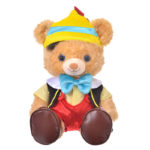 DSJ Pinocchio 80th UniBEARsity Pinocchio Costume For Plush Doll