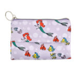 DSJ Ariel Sebastian Flounder Tisssue and Mask Pouch