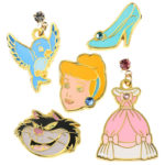 DSJ Cinderella 70th Pierced Earrings