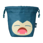 PCO Snorlax yawn Warm and cool lunch pouch