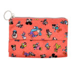 DSJ Mickey and Friends Retro Tisssue and Mask Pouch