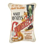 DSJ Cinderella 70th Cushion