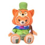DSJ Pinocchio 80th UniBEARsity Honest John Costume For Plush Doll