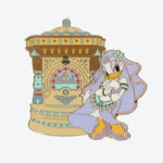 TDR Daisy Duck Arabian Coast Pin Badge